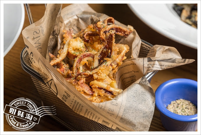 義食光義式酥炸魷魚