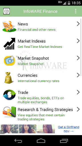 InfoWARE Finance