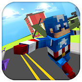 Captain Craft SuperHero Run 3D