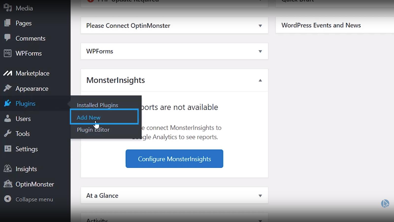 add new plugins wordpress tutorial for beginners