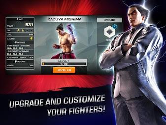 TEKKEN™ APK screenshot thumbnail 14