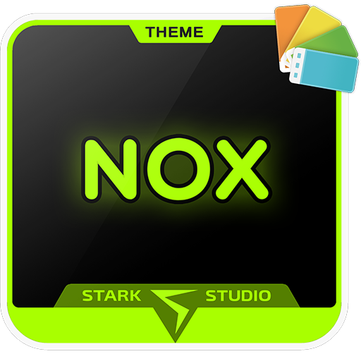 Theme Xp - NOX LIME