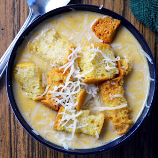 Spicy Beer Cheese Soup - 20 Minute Recipes