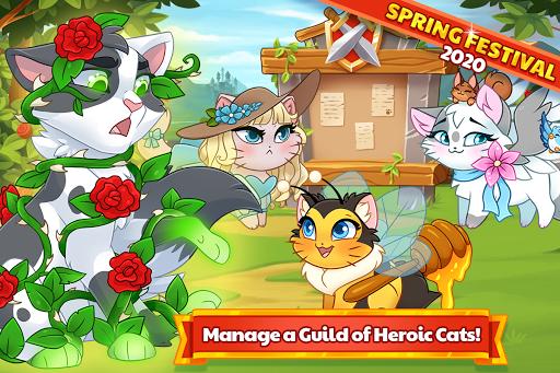 Castle Cats:  Idle Hero RPG 2.11.1 screenshots 13