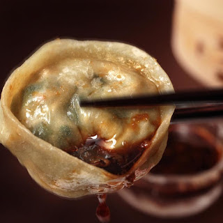 Tangy Soy Dipping Sauce.