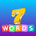 Seven Words with 4000+ Levels and 28000+ Words icon