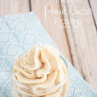 The Best Peanut Butter Frosting.