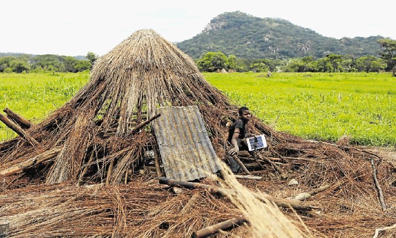 Solar cures energy ills at Zimbabwe's power-short clinics