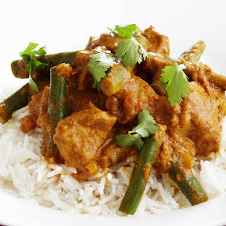 Chicken Curry.