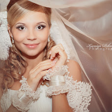 Wedding photographer Kseniya Dikaya (DIKFOTO). Photo of 12.10.2013