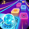 Tiles Hop Forever: Dancing Ball EDM Rush! icon