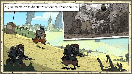 Valiant Hearts: The Great War para Android