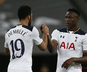 Pas de Dembélé dans le onze de Tottenham pour affronter Milwall