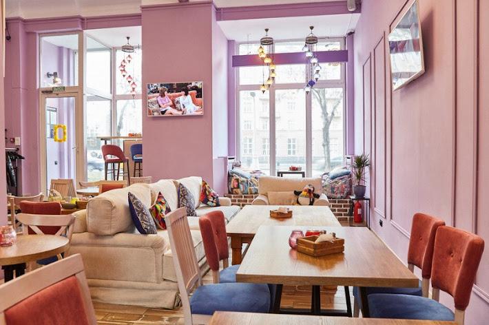 Фото №8 зала Зал «Квартира Моники»