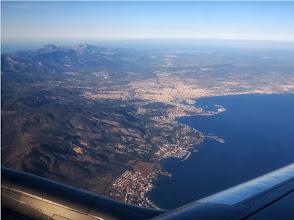 Photo: Palma a vol d'avió