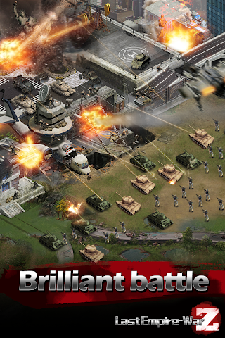 android Last Empire-War Z Screenshot 4