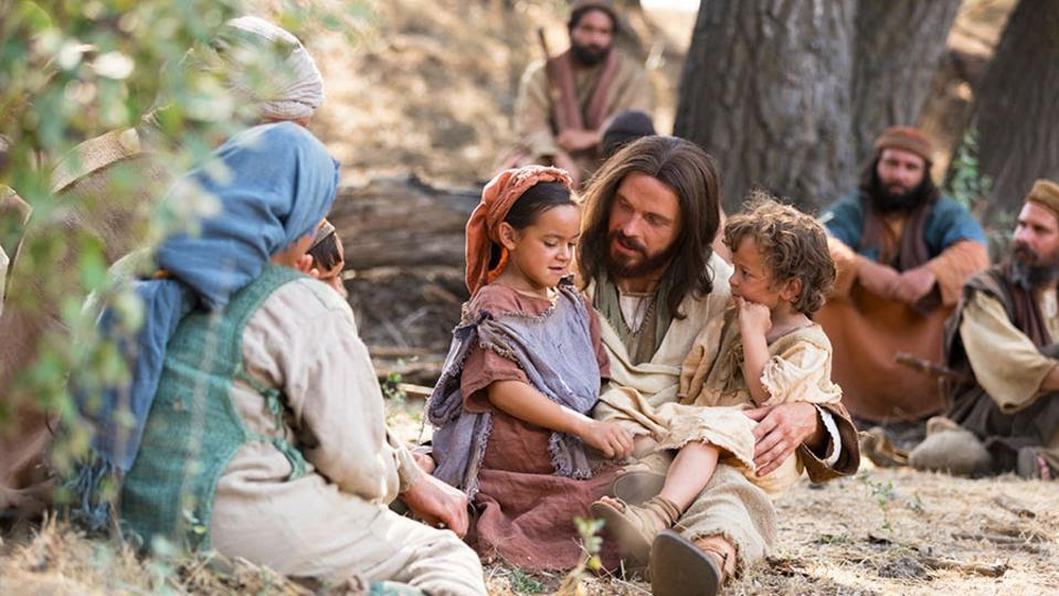 What We Can Learn from Jesus Christ's Interaction with Children   Meridian Magazine