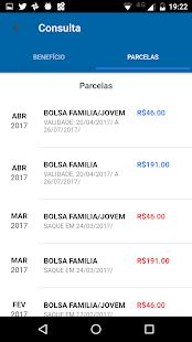 Consulta e Saldo Bolsa Família - náhled