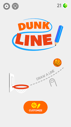 Dunk Line apktram screenshots 5