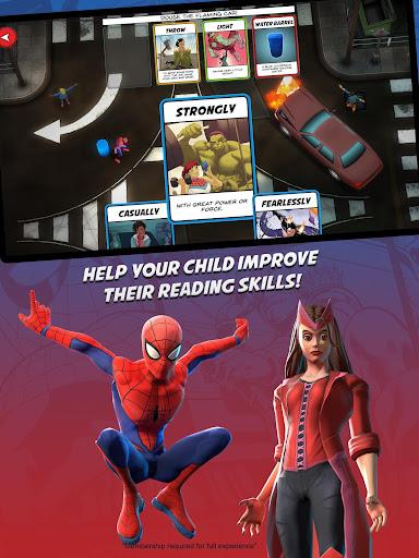 Marvel Hero Tales filehippodl screenshot 11