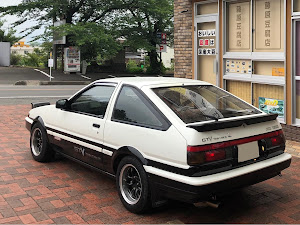 スプリンタートレノ AE86 GT-V 1985年式  2.5型のカスタム事例画像 ケイAE86さんの2020年05月26日20:01の投稿