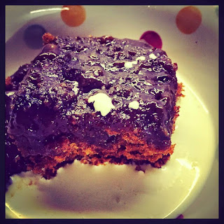 Christmas Inspired Sticky Toffee Pudding