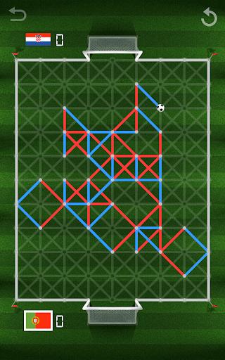 Kick it - Paper Soccer  screenshots 12