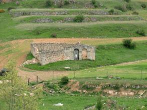 """Photo: Estado en abril de 2011. Sus muros se empiezan a """"caer"""" a pesar de solicitar al Ayuntamiento su digna conservación."""