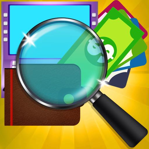 ATM Money Hidden Object Game