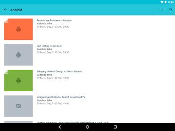 Google I/O 2015 Screenshot 12