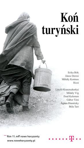 Przód ulotki filmu 'Koń Turyński'