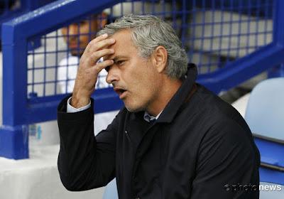 """Mourinho met schaamrood op de wangen: """"Dit was gewoon belachelijk"""""""