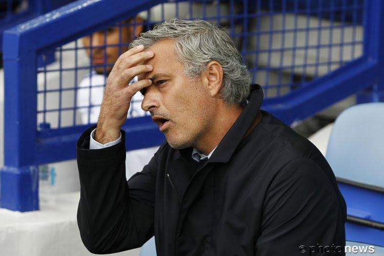 """Mourinho et son """"mauvais"""" anglais"""