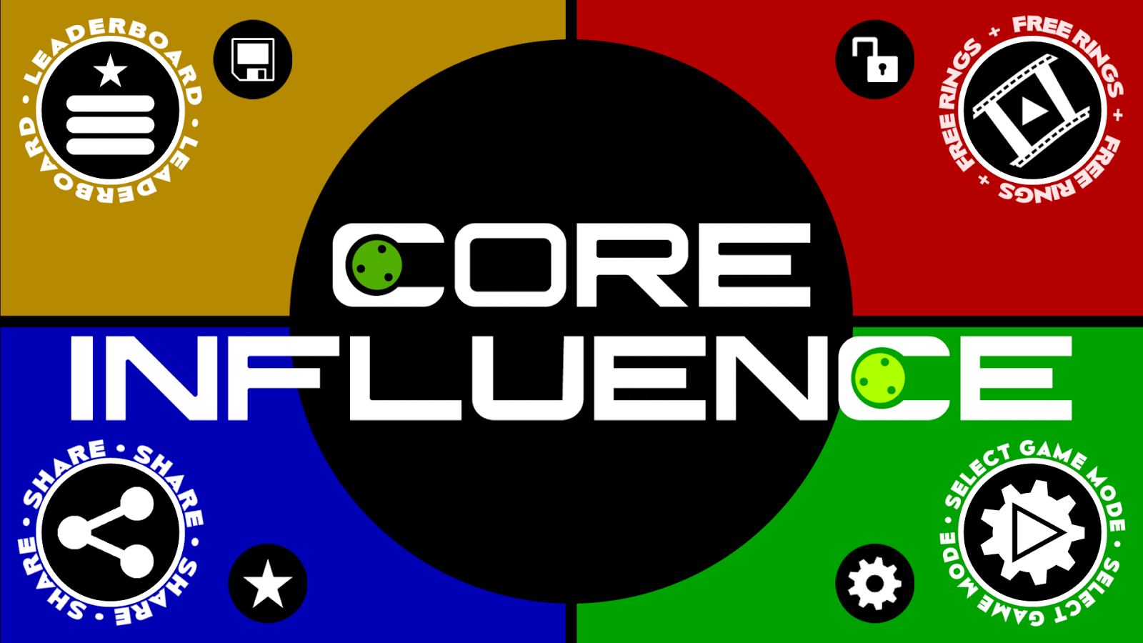 Core Influence- screenshot