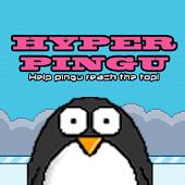 Hyper Pingu - Reach the top
