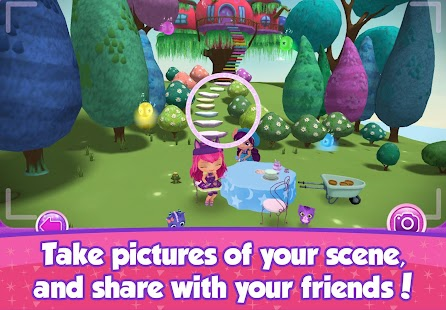 Little Charmers: Sparkle Up!- screenshot thumbnail