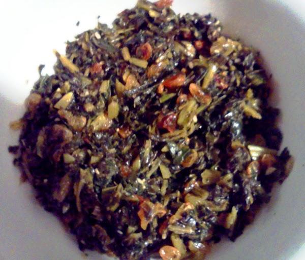 Sweet Gypsy Turnip Greens Recipe