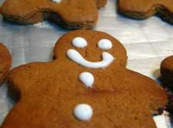 Gingerbread Men Cookies Recipe
