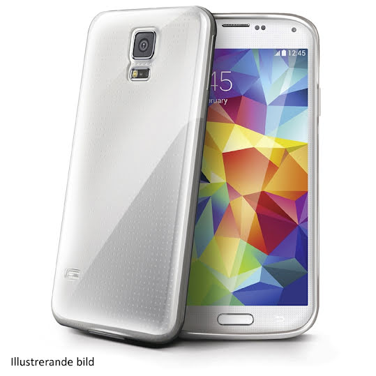 Celly Cover Samsung Galaxy S6 Transparent
