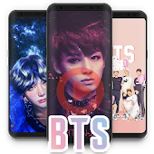 BTS Live Wallpaper Video Android APK Download Free By Bulan Sabit