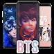 BTS Live Wallpaper Video