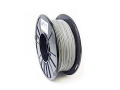 Grey PRO Series Nylon Filament - 2.85mm (0.75kg)
