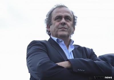 Suspension réduite pour Platini, qui démissionne de l'UEFA !