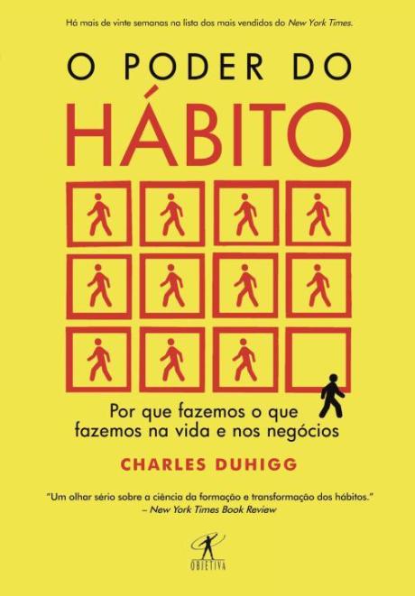 Dica de Leitura: O poder do hábito