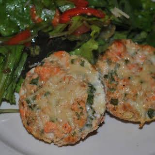 Leftover Salmon? Savory Salmon Puffs.