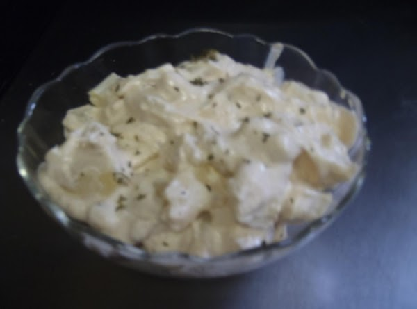 Mrs. Euler's Potato Salad Recipe