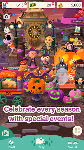 Animal Crossing: Pocket Camp 3.2.0 screenshots 4
