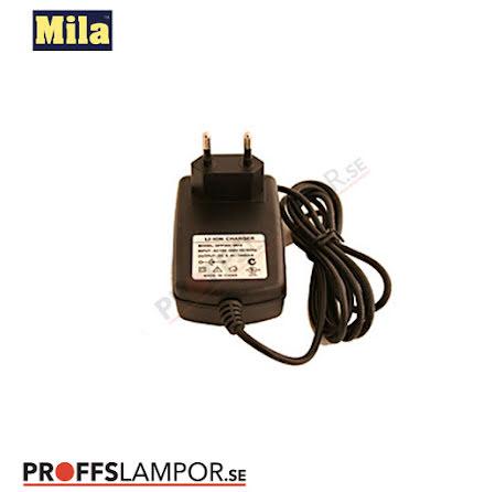 Tillbehör batteriladdare Mila 8,4V Li-ion Batteri