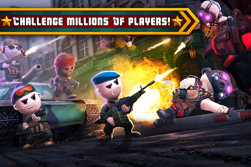 Pocket Troops: The Expendables 1.25.1 screenshots 3