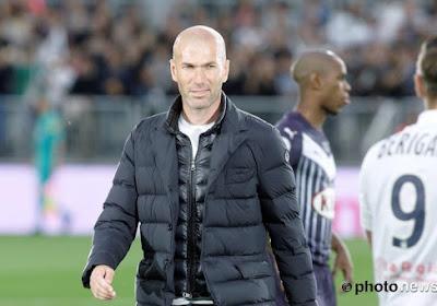 Zidane est le nouvel entraîneur du Real Madrid !